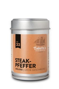 Ente mit Steakpfeffer