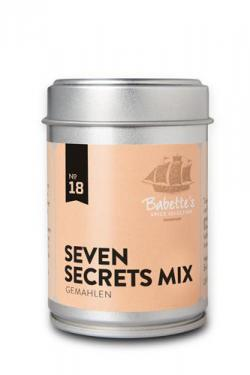Spargelsuppe mit Seven Secrets Mix und Orange