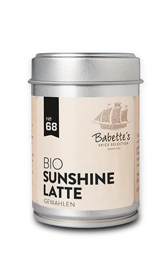 Bio Sunshine Latte
