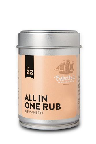 Huhn vom Grill mit All in One Rub