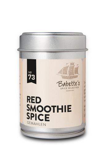 Flapjacks mit Cranberries und Red Smoothie Spice