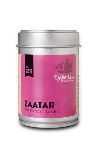 Spinatsalat mit Joghurt und Zaatar